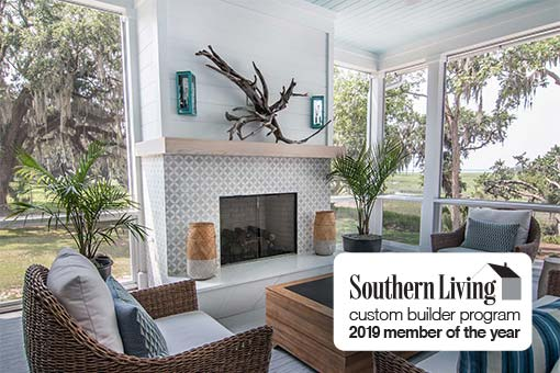 2019 Southern Living Builder of the Year - Allen Patterson Builders