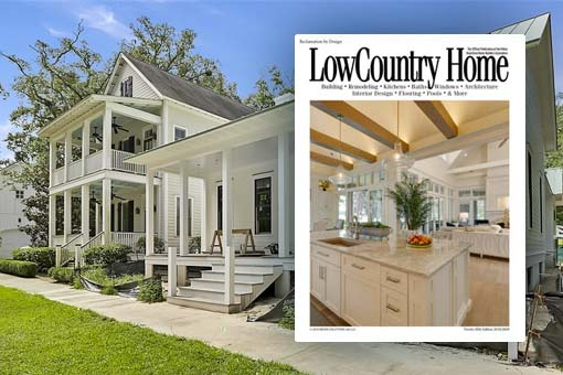 Lowcountry Home Features Allen Patterson Builders Southern Living Showcase Home